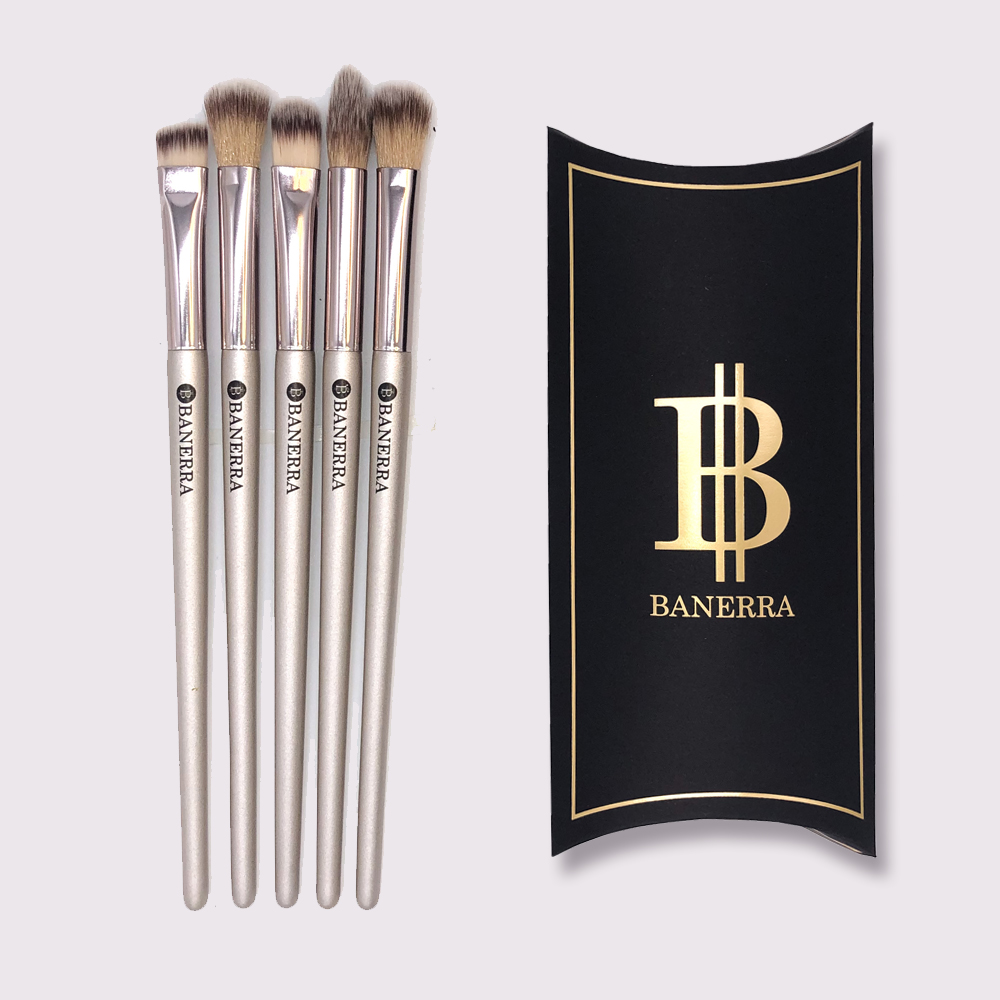 Make-up brush eye set Banerra