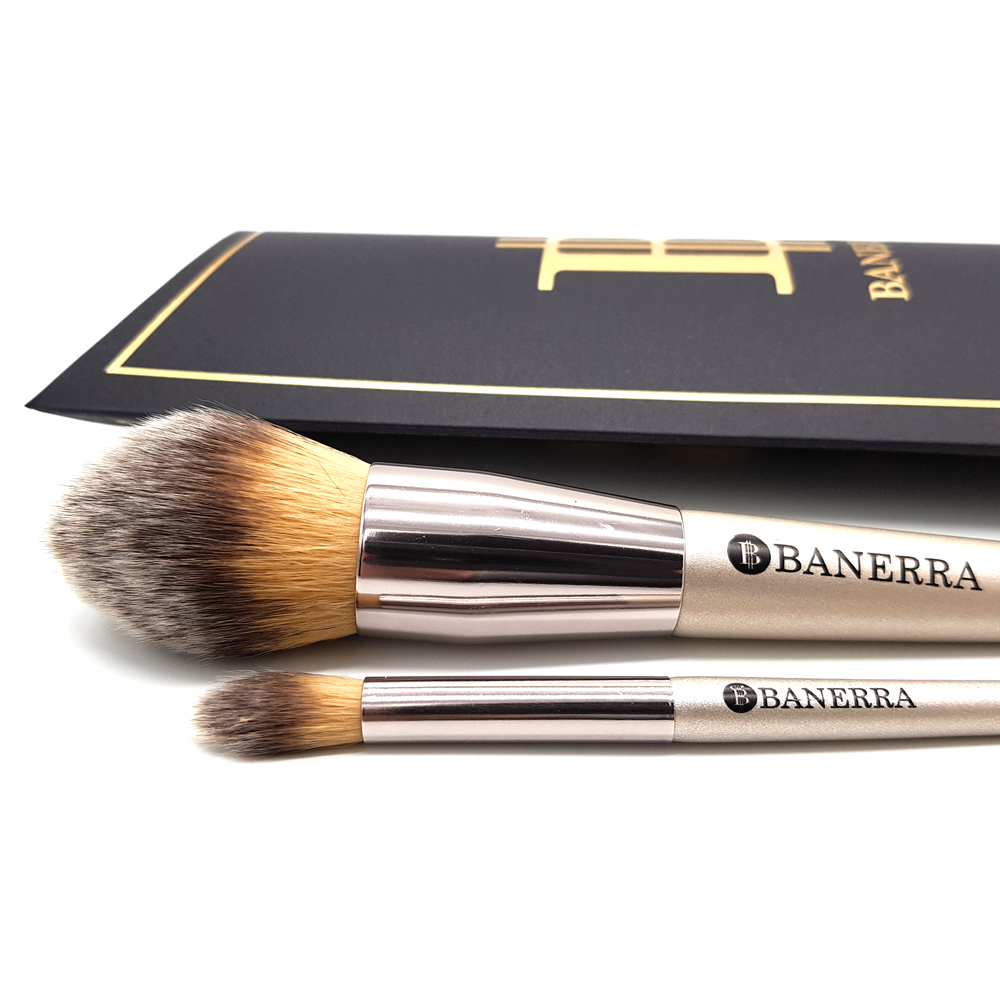 flame brush set banerra